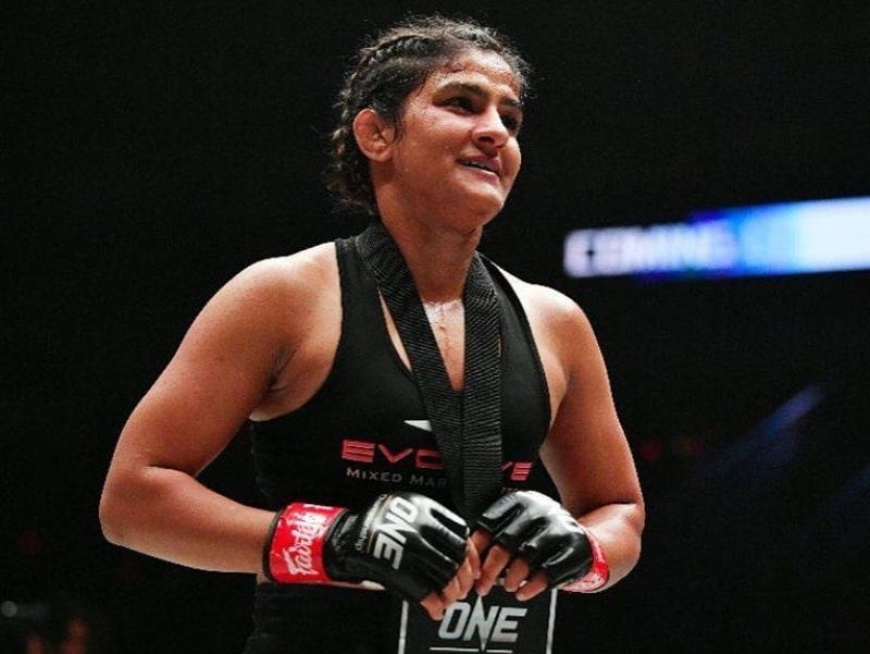 Ritu Phogat career