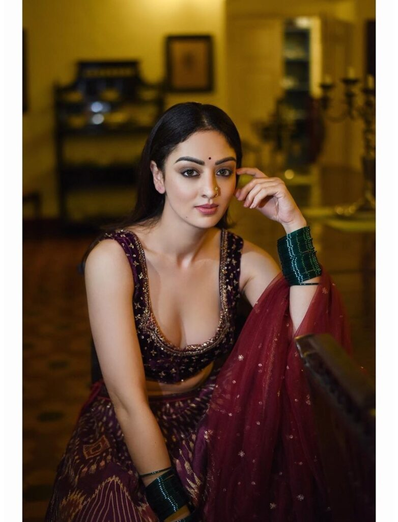 Sandeepa Dhar Hot Photos